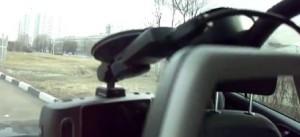 установка и питание AdvoCam FD7 Profi-GPS