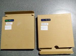 коробки из под контейнеров 9.5мм и 12.7мм