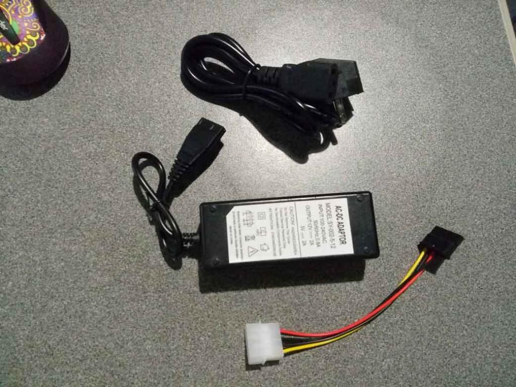 система кабелей питания для SATA/IDE to USB